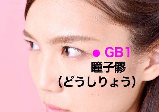 【美容鍼灸としてのツボ解説】瞳子髎(どうしりょう)GB1 〜目の下のクマにも