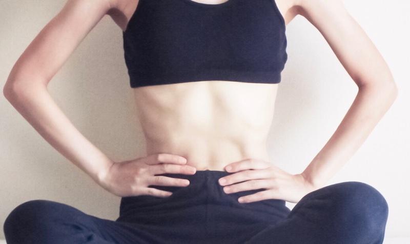 お腹痩せダイエットと骨盤底筋のダブルでぽっこりお腹対策