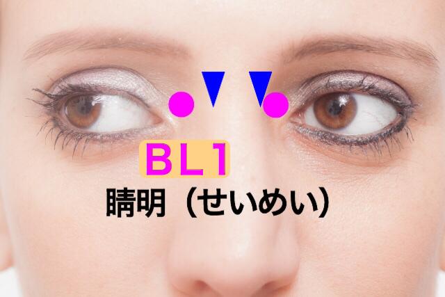 【美容鍼灸としてのツボ解説】睛明(せいめい)BL1〜鼻高くする?