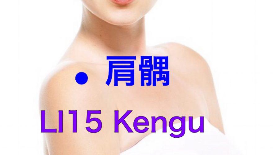 肩髃(大泉井頭針灸院)